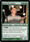 Isaiah The Juggler MTG Card by MetalShadowOverlord