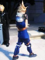 AX09: Cloud Strife by Taymeho