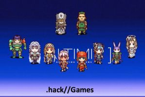 hack Games Chartes Chibi by eha1027