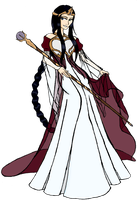 Empress Olympia Color by Iam4ever