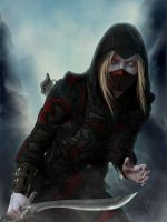 Daughters of Skyrim: The Assassin by Erulian