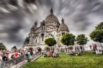 Sacred Heart of Paris HDR by AyseSelen