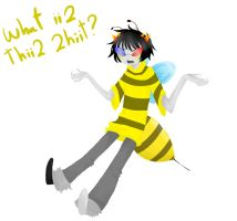 Bee Sollux by ChibiKamaRin