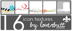 cutesy icon textures by loverbutt