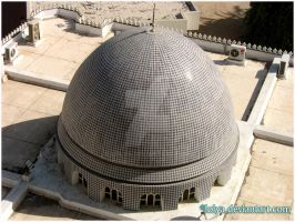 mosque's dome by lolya