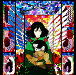 Stained Glass by harumishi