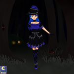 MRA Halloween Event - Millie the Witch by Shini-Illumi
