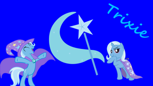 Trixie Wallpaper by Djbrony923