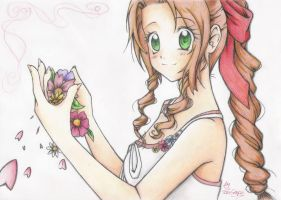 Aerith by Madyra