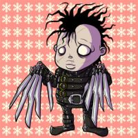 me has Scissorhands by pumpkinbear