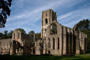 Fountains Abbey - 5385 by Jaded-Paladin