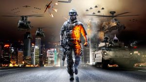 Battlefield 3 US Army by ChekoGB