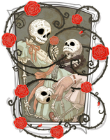 Skeletons in the Wardrobe by RaetElgnis