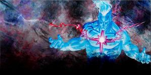 Captain Atom by Shadzx2