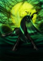 Picture Perfect Changeling by Zolombo