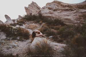 Into the Wild - Vasquez Rocks by IDiivil-Official