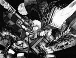 Seras Victoria by taintedfeather