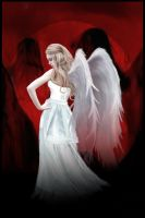 Angel in Hell by Flyer86