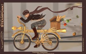 Bicycle Thief by Wystro