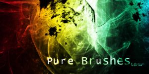 Pure brushes vol1 HIGH QUALITY by Taiart