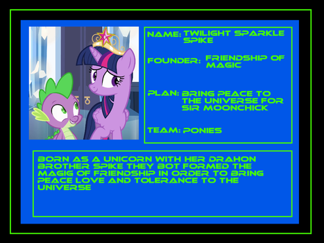 Twilight Sparkle File by theMatowig1