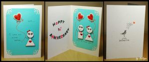 Anniversary card by Nattyw