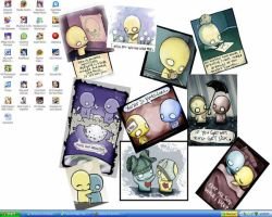 Desktop Screenshot by LilTeri
