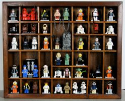 Minifig Collection I by Xero-Dubber