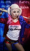 SUICIDE SQUAD-Harley Quinn by 0kasane0