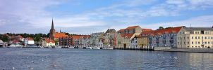 A town in Denmark by Hepiefull