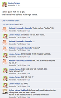 Hetalia Facebook: When Lovino Gave A Fuck by Arthur-UK-Kirkland