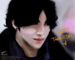 HBD Taemin by The-Rmickey