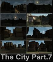 The City Part.7 by DennisH2010
