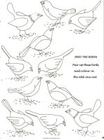 Bird Pairings by Quaddles-Roost