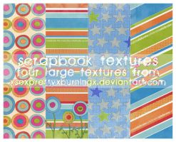 scrapbook textures 1 by pukingpastilles
