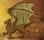Dragon of the Earth by leonvw