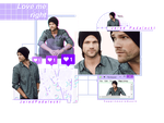 JAred Padalecki blend 05 by HappinessIsMusic