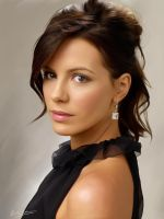 Kate Beckinsale by eileenirma