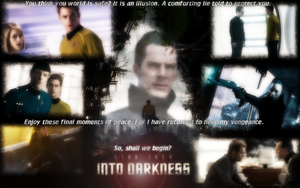 Star Trek Into Darkness Wallpaper 2 by SailorTrekkie92