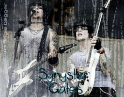 Synyster Gates Blend by xjustAghostx