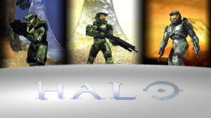 Halo trilogy NXE theme by F4celessArt