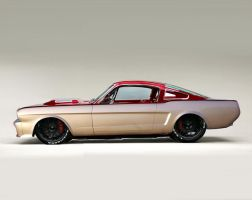 2 Tone FastBack by lovelife81