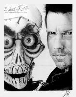 Jeff Dunham and Achmed by EndingTheme