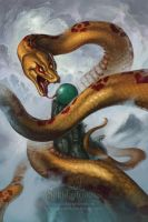 Year of the Snake by The-SixthLeafClover