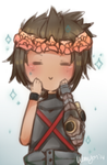 Flower crown cutie Terra by WanNyan