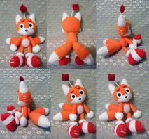 Tails Doll - FOR SALE by Rens-twin