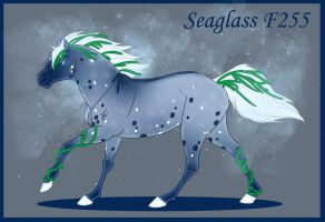 Seaglass F255 by DragonsFlameMagic