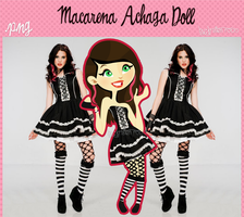 Macarena Achaga Doll by RoohEditions