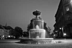 The fountain by luka567