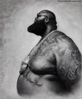 Rick Ross by Bigboithomas84